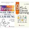 Combo nghệ thuật truyền cảm hứng +9 bài học bán hàng