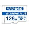 Thẻ Nhớ Microsdxc Yoosee Extreme Plus 128GB UHS-I U3 4K R90MB/S W40MB/S (Trắng Xanh) - Hàng Chính Hãng