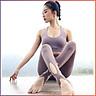 Bộ Quần Áo Tập Yoga Gym Nữ Cao Cấp, Chất Đẹp, Màu Sang, Cạp Cao Tôn Dáng - HK16