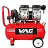 Máy nén khí không dầu VAC mô tơ dây đồng - VAC2202