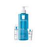 Bộ Sản Phẩm Gel Rửa Mặt Làm Sạch & Giảm Nhờn Cho Da Dầu Nhạy Cảm La Roche-Posay 400ml
