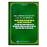 Quy Trình Giải Quyết Các Vụ Án Hình Sự- 420 Câu Hỏi Đáp VềBộ Luật Hình Sự Và Bộ Luật Tố Tụng Hình Sự- Các Biện Pháp Phòng Chống Oan, Sai Bảo Đảm Bồi ThườngCho Người Bị Thiệt Hại Trong Hoạt Động Tố Tụng Hình Sự
