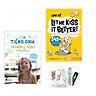 Tiếng Anh cho trẻ em: Let Me Kiss It Better ( Thổi phù cho hết đau nhé ) + Giỏi tiếng Anh chẳng tốn mấy đồng ( tặng kèm  bookmark PD )