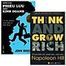 Combo 13 Nguyên Tắc Nghĩ Giàu Làm Giàu - Think And Grow Rich + Những Cuộc Phiêu Lưu Trong Kinh Doanh (Bộ 2 Cuốn)
