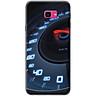Ốp lưng dành cho Samsung Galaxy J4+ mẫu Đồng hồ tốc độ xanh