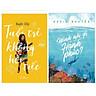 Combo 2 cuốn sách kĩ năng sống hay nhất : Mình Nói Gì Khi Nói Về Hạnh Phúc? + Tuổi Trẻ Không Hối Tiếc (Tặng kèm Bookmark thiết kế AHA)