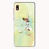 Ốp lưng điện thoại Samsung Galaxy A10 hình Cô Gái Xích Đu - Hàng chính hãng