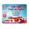 Flash card – Thẻ học thông minh theo Phương pháp giáo dục sớm Glenn Doman (song ngữ Anh Việt) - Chủ đề: Quốc kỳ các nước (20 thẻ)