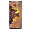 Ốp kính cường lực cho điện thoại Samsung Galaxy S7 edge - Tôn giáo MS TGIAO028 - Hàng Chính Hãng