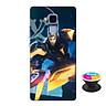 Ốp lưng nhựa dẻo dành cho Huawei GR5 Mini in hình Nakroth Siêu Việt Bậc V - Tặng Popsocket in logo iCase - Hàng Chính Hãng