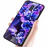 Ốp kính cường lực cho điện thoại Samsung Galaxy J8 - bướm đẹp MS ANH097