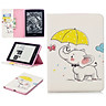 Case for Amazon Kindle Paperwhite Colorful Printing Flip PU Leather Full Body Protective Tablet  Case
