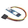 Thẻ Chuyển Đổi M.2 NGFF - 7Pin SATA III/SSD - 4Pin PCB NGFF