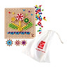 Hape Variety of pixel painting blocks spelling toys puzzle early education 3 years old and above E8369
