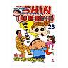 Shin Cậu Bé Bút Chì - Phiên Bản Hoạt Hình Màu: Himawari Náo Loạn Trường Mẫu Giáo - Tập 28 (Tái Bản)