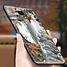 Ốp kính cường lực cho điện thoại Samsung Galaxy J5 PRIME - hổ MS CONHO007 - Hàng Chính Hãng