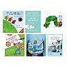Combo 5 Cuốn Picturebooks Song Ngữ Khuyến Đọc (Tặng Kèm Sách Người Mỹ Giúp Con Ở Độ Tuổi Mầm Non)