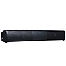 BS-28A Home Theater Bluetooth Soundbar TV Bass Stereo Loudspeaker Speaker - Black
