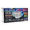 Set 30 khẩu trang chống ô nhiễm size L (mẫu mới) nội địa Nhật Bản