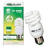 [Jingdong Supermarket] NVC lighting (NVC) energy-saving lamps E27 big mouth spiral 5W2700K incandescent light (yellow)