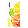 Ốp lưng cho Samsung Galaxy A7 2018  - Oranges