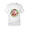Áo thun nam thời trang VinaBoss họa tiết Heo Con Merry Christmas Mẫu 16