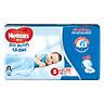 Tã Dán Sơ Sinh Huggies Dry Newborn S56 (56 Miếng)