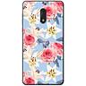 Ốp lưng dành cho  Nokia 6  mẫu Hoa hồng, hoa ly