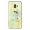 Ốp lưng điện thoại Samsung Galaxy J2 Core hình Cô Gái Xích Đu - Hàng chính hãng