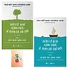 Combo  Thầy Cô Giáo Hạnh Phúc Sẽ Thay Đổi Thế Giới 1 và 2 ( Tặng Kèm Sổ Tay )