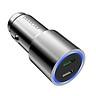 Bộ Sạc Ô Tô Dodocool Cổng Đôi USB-C Với Đầu Ra USB-C 3.0 QC 18W Và Đầu Ra USB-C 15W Bạc (33W)