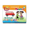 Combo 10 Hộp Flash card - Lô tô cho trẻ mầm non - Chủ đề: Bé rèn luyện kĩ năng sống