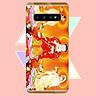 Ốp kính cường lực cho điện thoại Samsung Galaxy S10 Plus - Tôn giáo MS TGIAO044 - Hàng Chính Hãng