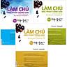 Combo 3 Cuốn Làm Chủ Ngữ Pháp Tiếng Hàn Tặng Kèm Bookmark Cảm  Xúc