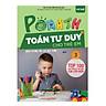 POMath - Toán Tư Duy Cho Trẻ Em 4-6 Tuổi (Tập 3)