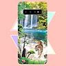 Ốp kính cường lực cho điện thoại Samsung Galaxy S10 Plus - hổ MS CONHO023 - Hàng Chính Hãng