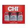 Bộ Kit dầu gội xả tinh dầu dưỡng tóc siêu mượt CHI Infusion oil Infra shampoo & Conditioner 177ml x 3