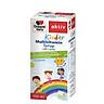 Siro vitamin ăn ngon cho bé Doppelherz Kinder Multivitamin Lysine (100ml)