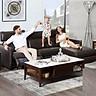 Bộ sofa góc L thông minh cao cấp nhập khẩu S-U5892M