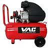 Máy nén khí VAC - 2.0 HP mô tơ dây đồng - VAC2107
