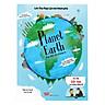 Sách Tương Tác - Lift-The-Flap-Lật mở khám phá - Planet Earth - Trái Đất của chúng ta (Dành Cho Trẻ Em Từ 5-12 Tuổi)