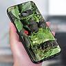Ốp kính cường lực cho điện thoại Samsung Galaxy S8 Plus - Tôn giáo MS TGIAO057 - Hàng Chính Hãng