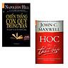 Bộ 2 cuốn sách vươn lên sau thất bại: Chiến Thắng Con Quỷ Trong Bạn - Học Từ Thất Bại