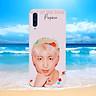 Ốp điện thoại dành cho máy Samsung Galaxy A50 - bts MS BTSND1123-Hàng Chính Hãng