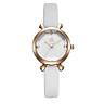 Đồng hồ nữ chính hãng Shengke Korea K8046-RG Trắng (Đồng Hồ Nữ)