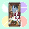Ốp điện thoại dành cho máy Nokia 2 - Giáng sinh an lành ấm áp MS GSANAA007