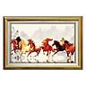 Tranh Con Ngựa - Tranh Mã Đáo Thành Công W645
