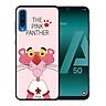 Ốp lưng cho Samsung A50  Báo Hồng - Hàng chính hãng