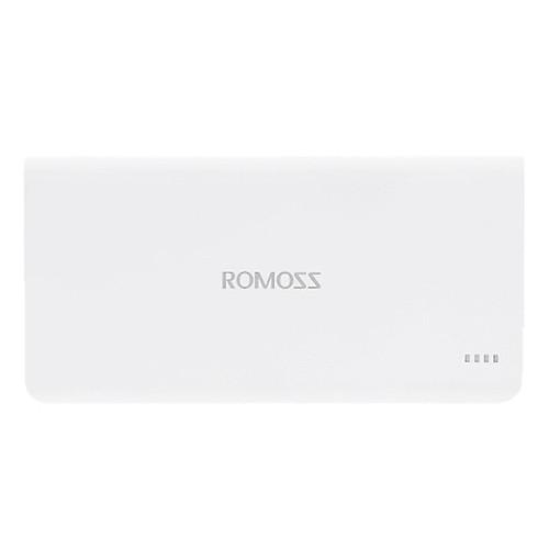 review Pin Sạc Dự Phòng Romoss Polymos 20 20000mAh
