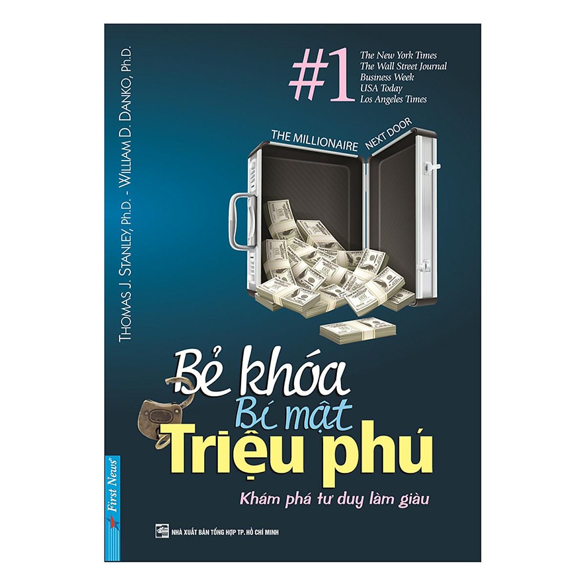 Bẻ Khóa Bí Mật Triệu Phú (Tái Bản) | Tiki